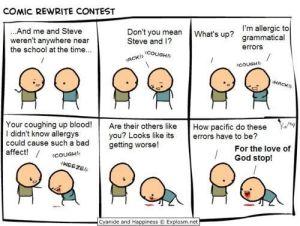 comic-rewrite